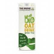 The Bridge Bio Gluténmentes zabital UHT 1000 ml