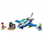 Lego Policía Aérea: Jet Patrulla