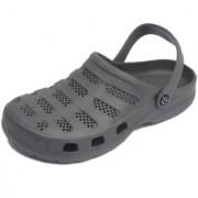 Svaar Comfy Grey Men Clog Crocs
