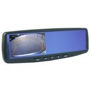 ABM univerzális 4,3'' TFT-LCD monitor (visszapillantó tükörbe integrálva) (ABM-CAM-M5006)