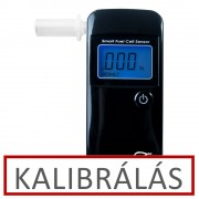 Hanint CA10FL alkoholszonda kalibrálás