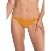 Roxy Plavkové kalhotky Color My Life Regular Bottom Inca Gold ERJX403699-NMY0 L