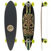 """Longboard Mindless Longboards Tribal Rogue II LE green 38""""/96cm"""
