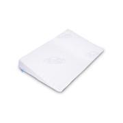 Kojenecký vankúš - klin Sensillo biely 59x37 cm