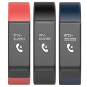Originele iwown i5 plus smart armband polsband activiteit tracker smartband passometer sleep monitor voor android ios touchpad jakcom