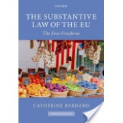Substantive Law of the EU - The Four Freedoms (9780198749950)