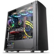 THERMALTAKE CASE MID. TOWER VERSA H27 VETRO TEMPERATO