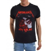 Amplified Metallica Kill Em All Tee Amplified
