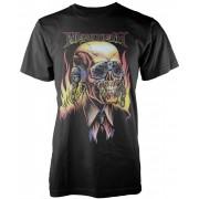 Megadeth: Flaming Vic (tricou)