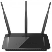 Рутер D-LINK DIR-809/E Wireless AC750 Dualband Fast Ethernet Router, DIR-809/E