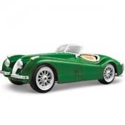 Детска играчка, Bburago Bijoux - Jaguar XK 120 Roadster (1951), 093308