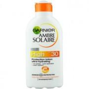 Garnier Ambre Solaire leite bronzeador SPF 30 200 ml