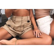 Shanghai Zhengxiang QicheZuling £9.99 for a pair of high waist shorts in UK sizes 12-18 from Hey4Beauty!