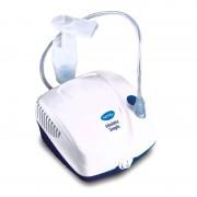 Aparat aerosoli cu compresor Sanity Inhaler Simple, geanta inclusa
