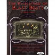 Hal Leonard The Evolution of Blast Beats Derek Roddy, Book and CD