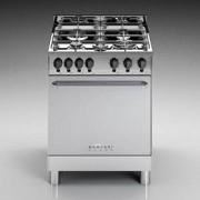 Bompani cucina libera installazione BC643CA/N , forno elettrico, cm 60x60