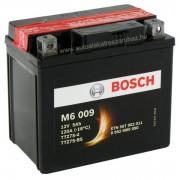 Bosch TTZ7S-4/TTZ7-BS 12V 5Ah 120A AGM jobb+ motorkerékpár akkumulátor - 507902011
