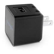 Kensington AbsolutePower 2.1-Amp Universal Wall Charger with PowerWhiz for Tablets and Smartphones (K39572AM)