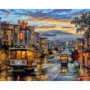 Malování podle čísel Gaira San Francisko M1174
