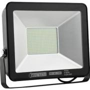 Proiector LED 100W 85V-265V 6400K negru tip cob led