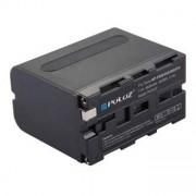 PULUZ® NP-F930 / 950/960/970 Battery 6600mAh för Sony