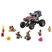 Lego Buggy-Ul Lui Emmet È™I Al Lui Lucy!