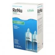 Bausch & Lomb ReNu MultiPlus Twinbox - 2 x 360ml