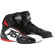 ALPINESTARS Boots ALPINESTARS Faster-2 Vented Black / White / Red