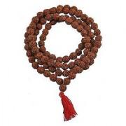 Rudraksha 108 Prayer Beads 8mm Meditation Mala