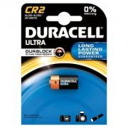 Procter & Gamble Service GmbH DURACELL Ultra Lithium CR2 – Duralock – 3 V, DLCR2, ELCR2, CR15H270, 1 Packung = 1 Stück