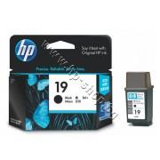 Касета HP 19, Black, p/n C6628AE - Оригинален HP консуматив - касета с глава и мастило