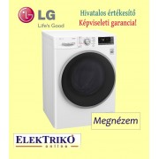 LG F4J7VY1W gőzmosógép A+++-30 energiaosztály , 9 kg kapacitás