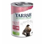 Hrana umeda Bio pentru caini cu pate de porc, 400g, Yarrah