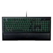 Teclado Gamer Razer Ornata LED Verde, Teclado Mécanico, Alámbrico, Negro (Español)