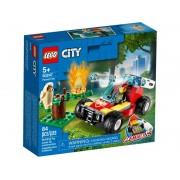 Lego Конструктор Lego City Лесные пожарные 60247