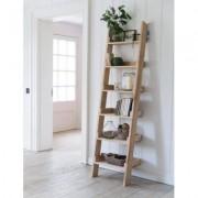 """Trendyard Decoratie Ladder """"Hambledon"""" Eikenhout"""