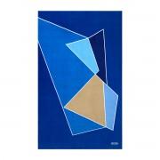 Boss Home - Serviette de plage 450 g/m² 100 x 170 cm Multicolore - SALTO