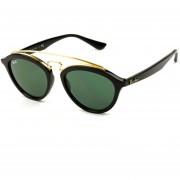 Lentes De Sol Ray-Ban Gatsby II RB4257 601/71 Negro-Verde Clasico