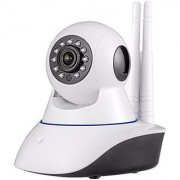 MIRZA Wireless HD CCTV IP wifi Camera | Night vision Wifi 2 Way Audio 128 GB SD Card Support for Vivo V7