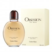 CALVIN KLEIN OBSESSION MEN EDT 125 ML