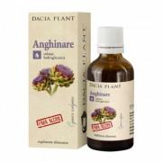 Anghinare tinctura fara alcool, 50ml, Dacia Plant