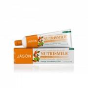 Pasta de dinti Nutrismile, pentru prevenirea tartrului si cariilor, Jason, 120gr