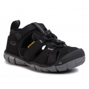 Сандали KEEN - Seacamp II Cnx 1020670 Black/Steel Grey