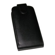 Калъф тип тефтер за BlackBerry 9720 Черен
