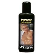 """Olio Per Massaggi Magoon """"Vanille"""" - 100 Ml"""