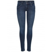 ONLY Dylan Low Skinny Jeans Dames Blauw / Female / Blauw / 31