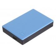 Жесткий диск Western Digital My Passport 4Tb Blue WDBPKJ0040BBL-WESN