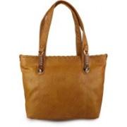 STYLEFASHION Girls Tan Hand-held Bag