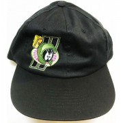 Looney Tunes Marvin The Martian UPS Cap Pet Zwart