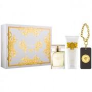 Versace Vanitas lote de regalo XIV. eau de toilette 100 ml + leche corporal 100 ml + colgante